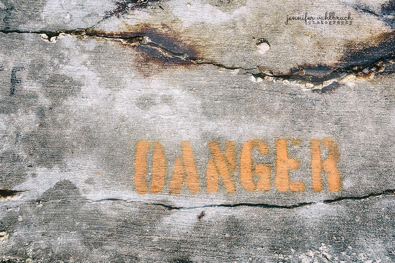Danger - Jennifer Vahlbruch