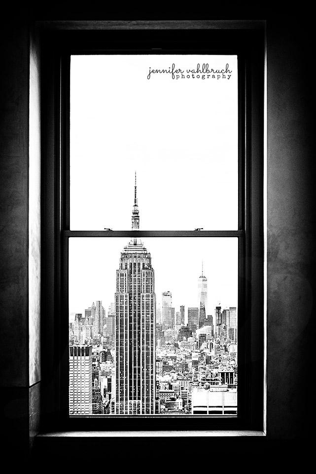 Window to Empire - Jennifer Vahlbruch