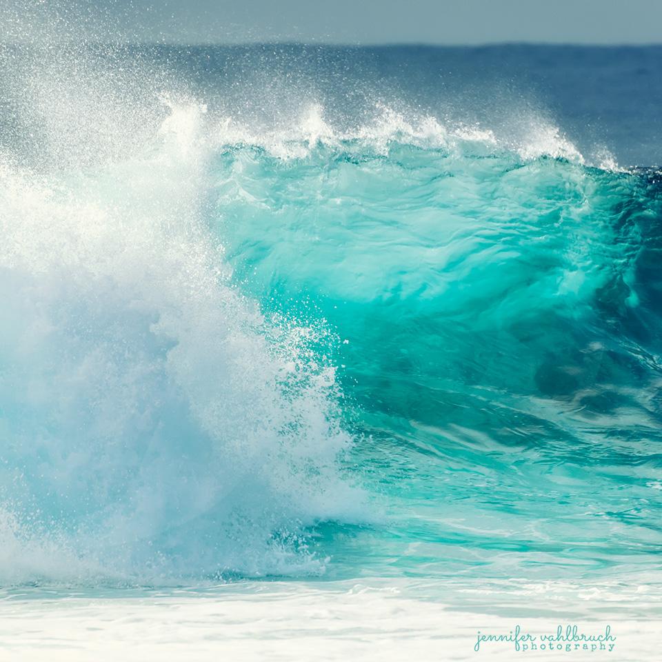 Cooling Ocean - Jennifer Vahlbruch